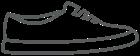 Alacsony szárú tornacipők