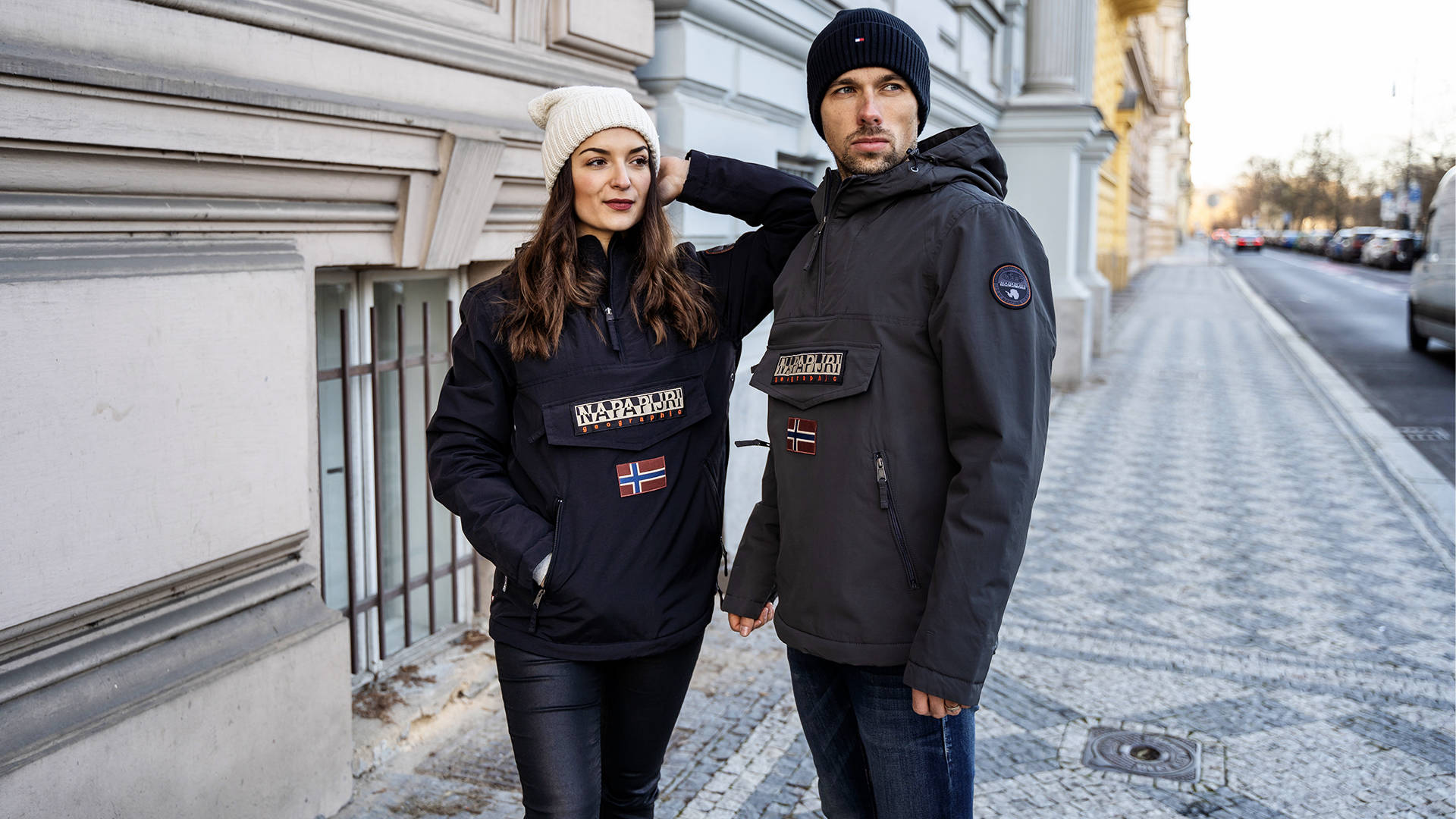 Telelj streetwear stílusban