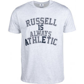 Russell Athletic RA MOTTO S/S CREWNECK TEE SHIRT