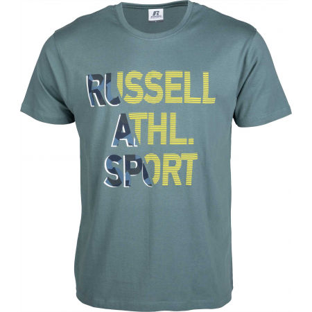 Russell Athletic RA SPORT S/S CREWNECK TEE SHIRT