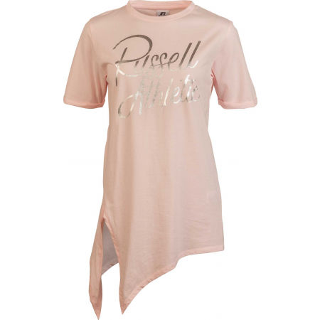 Russell Athletic KNOTTED STRIPTED TEE SHIRT