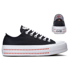 Converse CHUCK TAYLOR ALL STAR LIFT LOVE FEARLESSLY