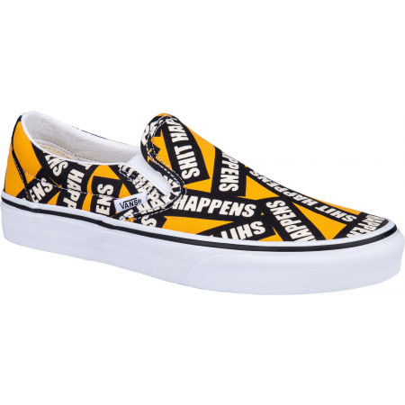 Vans UA CLASSIC SLIP ON (SHIT HAPPENS)
