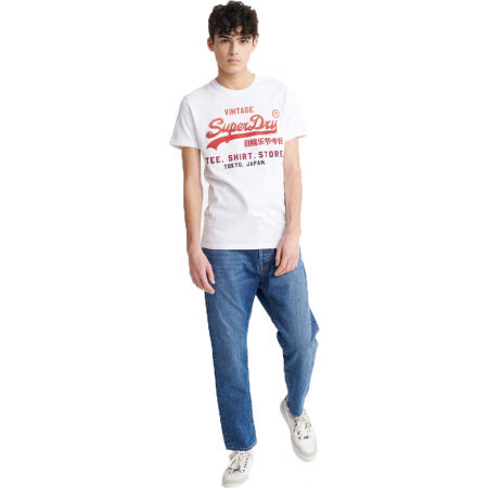 Superdry VL FADE T_SHIRT STORE TEE