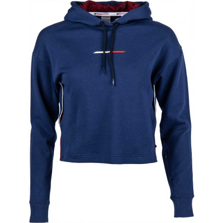 Tommy Hilfiger CROPPED HOODY LOGO