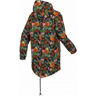 Női kifordítható párka kabát