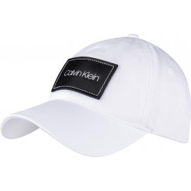 Calvin Klein LEATHER PATCH BB CAP