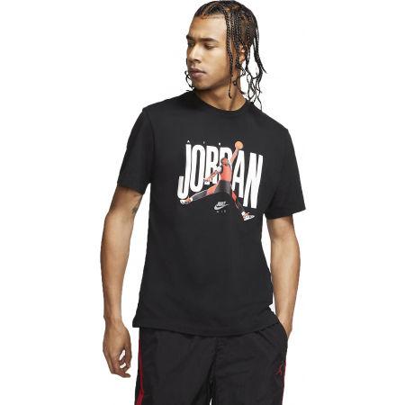 Nike J DFCT SS CREW 2 M