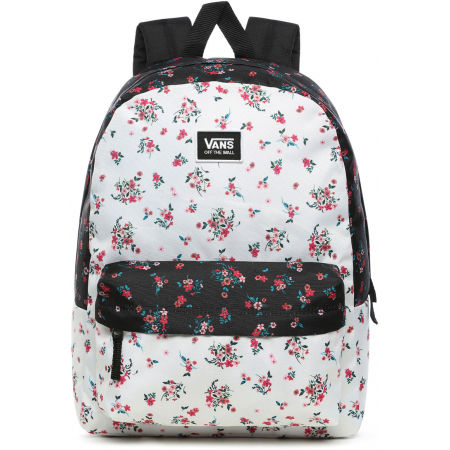 Vans WM REALM CLASSIC BACKPACK BEAUTY FLORAL PATCHWORK
