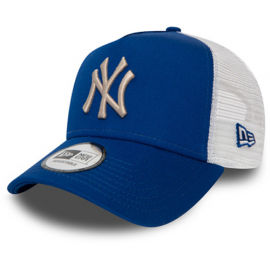 New Era 9FORTY NEW YORK YANKEES BLUE TRUCKER