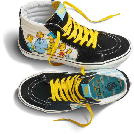 Vans UA SK8-HI THE SIMPSONS 1987-2020