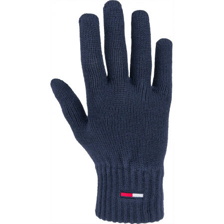 Tommy Hilfiger TJM BASIC FLAG RIB GLOVES