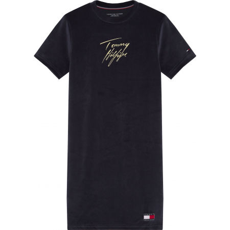 Tommy Hilfiger SS DRESS GOLD
