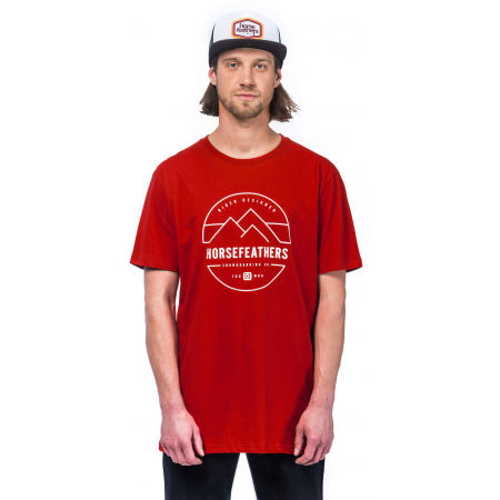 Horsefeathers TRENT SS T-SHIRT
