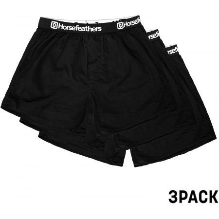 Horsefeathers FRAZIER 3PACK BOXER SHORTS