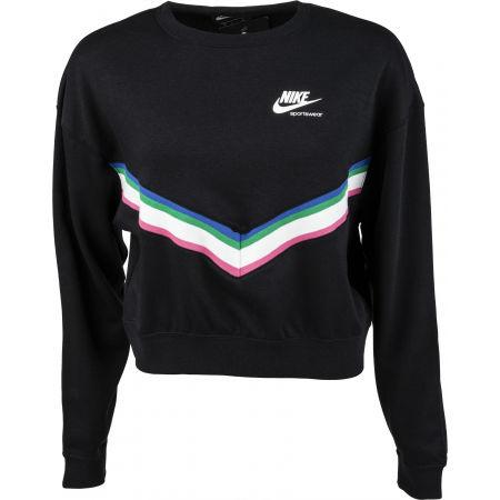 Nike NSW HRTG CREW FLC W