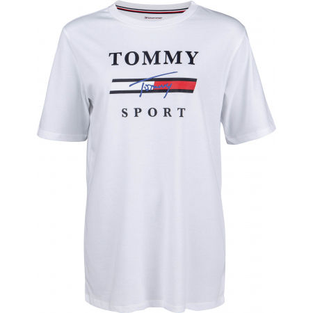 Tommy Hilfiger GRAPHICS  BOYFRIEND TOP