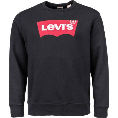 Levi's GRAPHIC CREW B LOGO SSNL CREW MINERAL BL