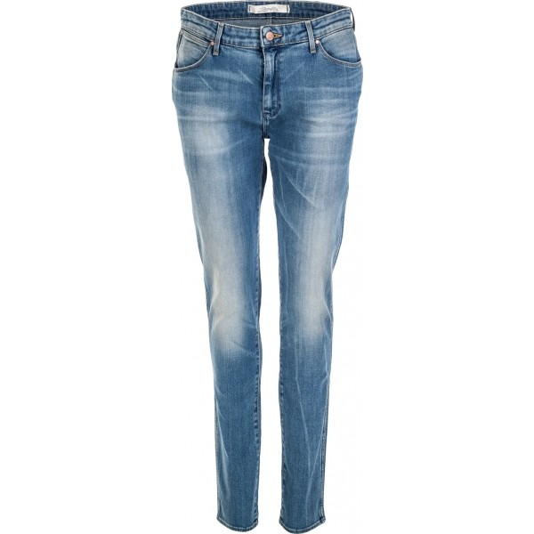 BOYFRIEND ORIGINAL WORN - Női denim nadrág
