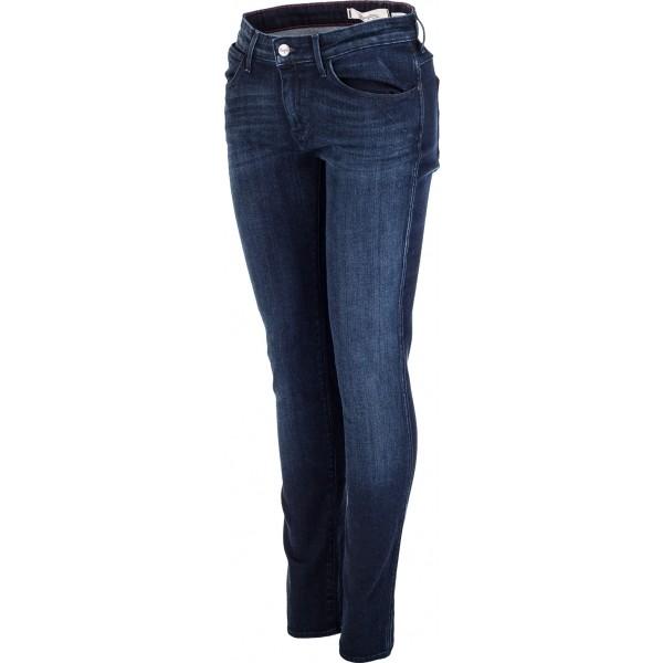 CORYNN BLUE SHELTER - Női denim nadrág