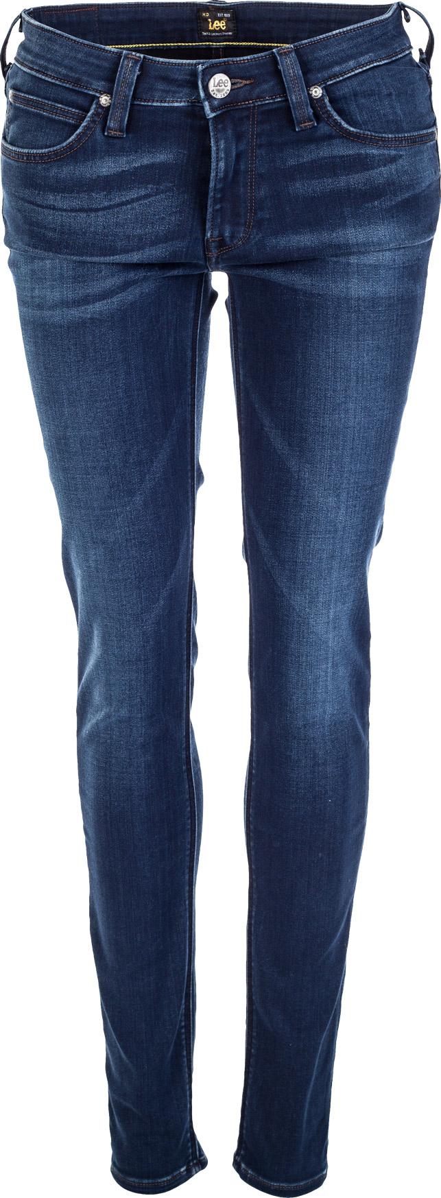 SCARLETT PITCH ROYAL - Női denim nadrág