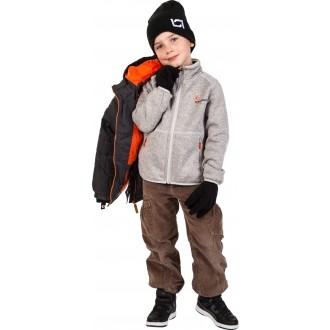 Magasszárú téli gyerekcipő