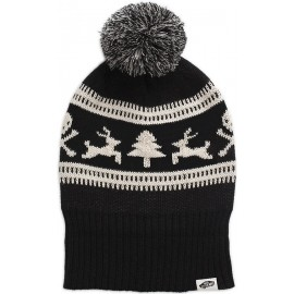 Vans W CAMPFIRE BEANIE HOLIDAY BLACK