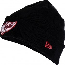 New Era SMU NHL CUFF KNIT DETRED