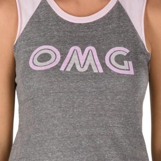 Női póló OMG