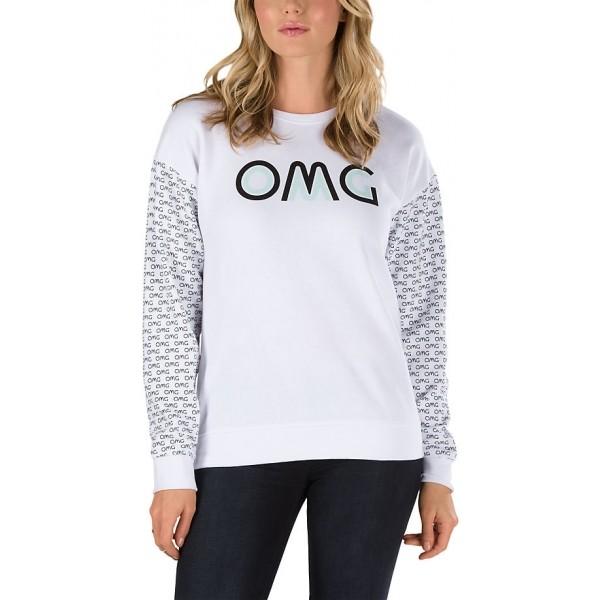 Női pulóver OMG