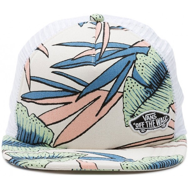 Vans BEACH BOUND TRUCKER White Sand Tropical | molo sport.hu