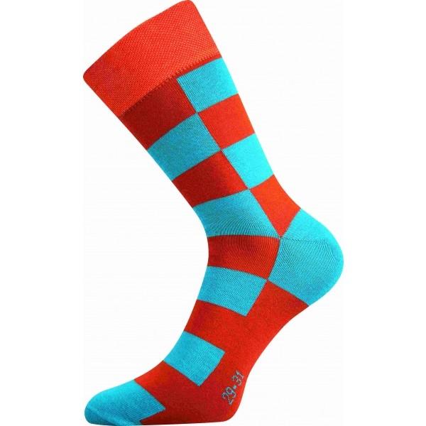 Uniszex divatos zokni