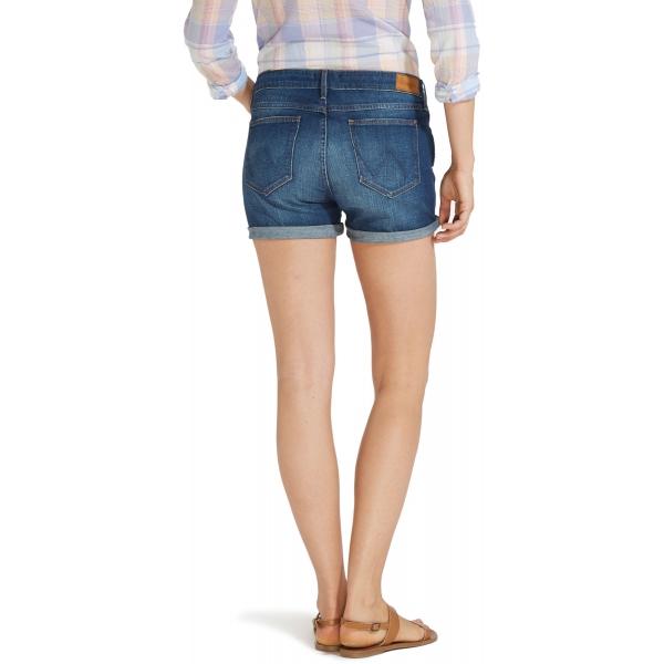 Női farmer rövidnadrág