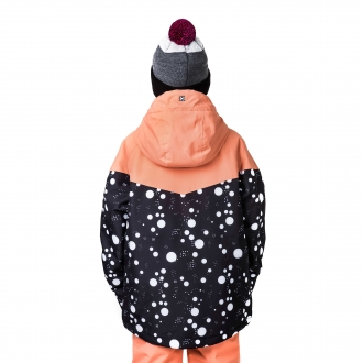 Lány sí/snowboard kabát