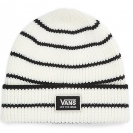 Vans W FALCON BEANIE Marsmallow Shine on Stripe
