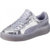 Női ezüst tornacipő