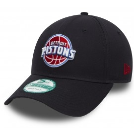 New Era 9FORTY NBA TEAM DETROIT PISTONS