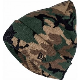 New Era NBA CAMO KNIT CLEVELAND CAVALIERS