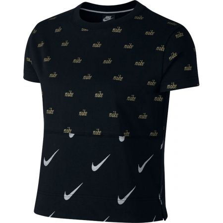 Nike NSW TOP SS METALLIC