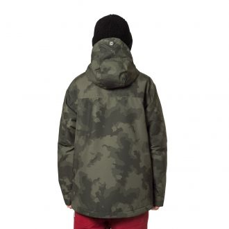 Fiú sí/snowboard kabát
