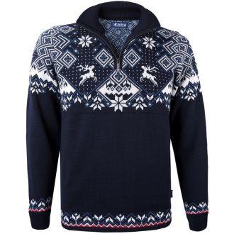 Uniszex pulóver