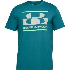 Under Armour BLOCKED SPORTSTYLE LOGO - Férfi póló 3707475cca
