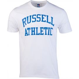Russell Athletic CLASSIC S/S LOGO CREW NECK TEE SHIRT