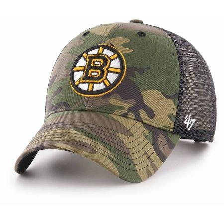 47 NHL BOSTON BRUINS CAMO BRANSON 47 MVP