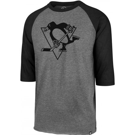 47 NHL PITTSBURGH PENGUINSIMPRINT 47 CLUB RAGLAN TEE