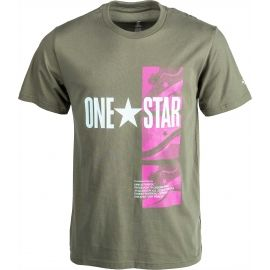 8f5b54e4d3 Converse. ONE STAR PHOTO SHORT SLEEVE TEE