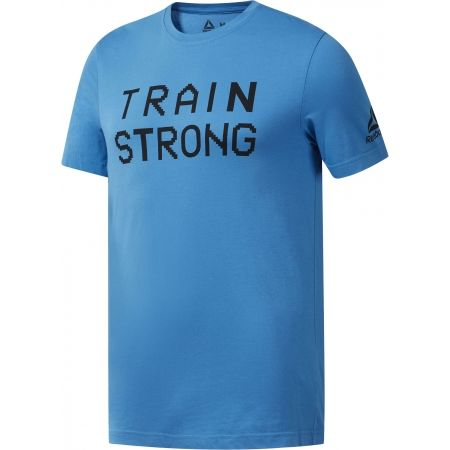 Reebok GS TRAIN STRONG TEE