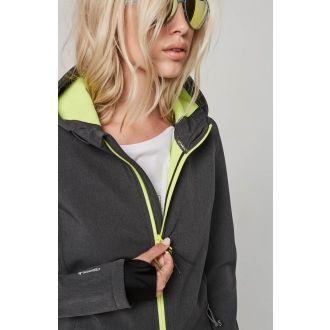 Női softshell kabát