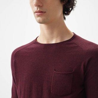 Férfi hosszúujjú póló
