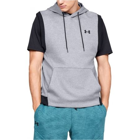 Under Armour UNSTOPPABLE 2X KNIT SL HOODIE